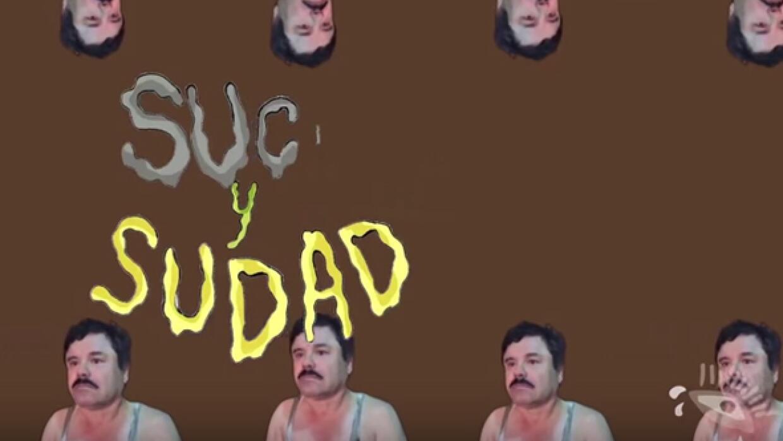 """Video de """"El Chapo"""""""
