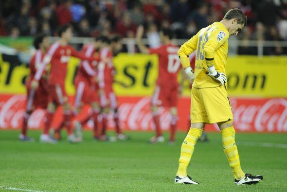 Sevilla volvió a anotar, fue el 2-6, pero no le alcanzó. Real Madrid se...