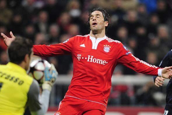 Sorpresa en Múnich, donde el Bayern cayó por 0-2 ante el Burdeos.