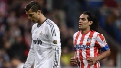 Falcao mostró su favoritismo por Cristiano para que sea el ganador del B...