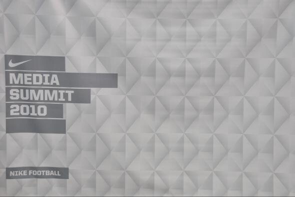 El nombre del evento fue 'Media Summit 2010' adonde Nike reveló su nuevo...