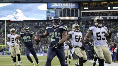 Highlights Playoffs Divisionales: New Orleans Saints vs. Seattle Seahawks