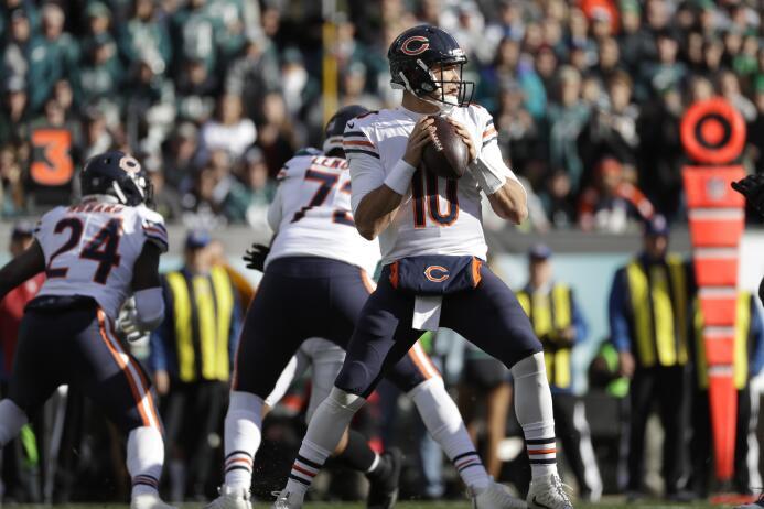 En fotos: Los favoritos en la Semana  13 de a NFL bears-por-3-vs-49ers.jpg