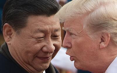 Trump y Xi