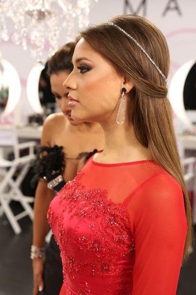 Mariana Torres fue eliminada en la semifinal de la competencia, y sin el...