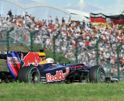"""GP de JAP""""N, 10 de octubreSebastian Vettel ganó el Gran Premio de Japón,..."""