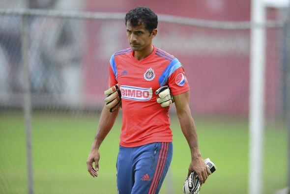 Sin embargo, su paso en el Guadalajara se remite únicamente a haber part...