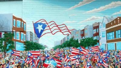 Gamaliel Ramírez, el puertorriqueño que llevó sus colores a las paredes de Chicago