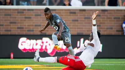 Darwin Quintero regala una nueva obra de arte en triunfo de Minnesota United ante Revs