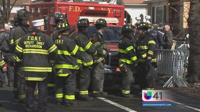 Siete niños murieron en aparatoso incendio