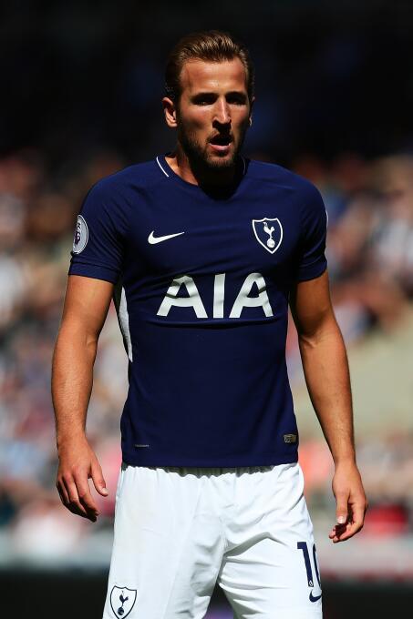 Harry Kane (Inglaterra/Tottenham)