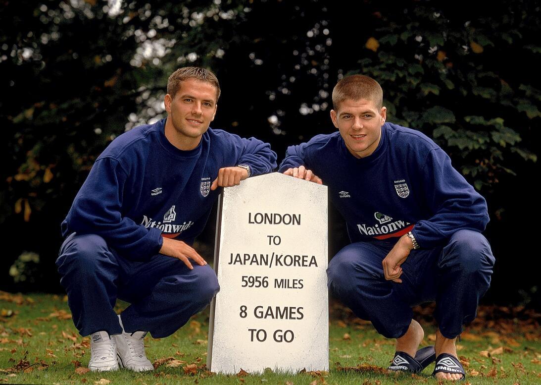 Steven Gerrard: 19 datos en 19 años de carrera ejemplar Lesion sin Mundi...