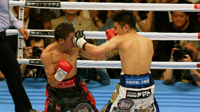 Reveco y Ioka volverán a pelear en el cierre del 2015.