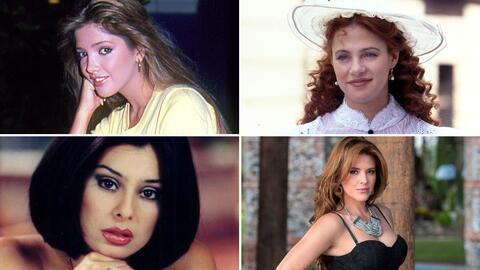 Actrices que abandonaron las telenovelas