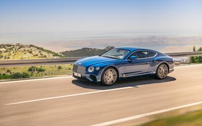Bentley Continental GT 2019