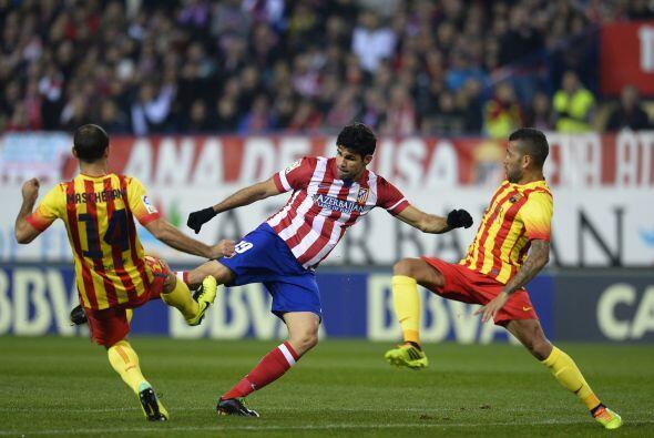 El hispano-brasilero se llevó las marcas con su potencia y tuvo buenas o...
