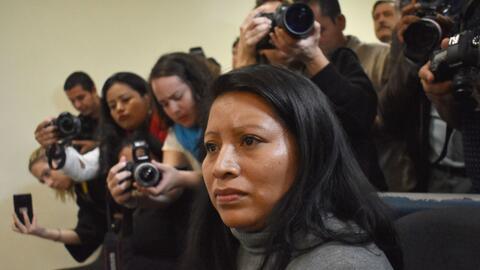 La salvadoreña Teodora Vásquez deberá permanecer en...
