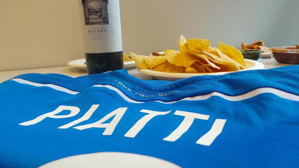 Receta para los Nachos Piatti