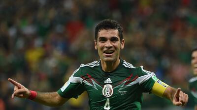 Rafael Márquez: ¿jugará su quinta Copa del Mundo el mejor defensor mexicano de la historia?