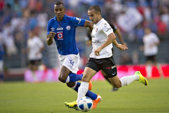 Salió de cambio al minuto 83, anotó su gol al 31', tiró a portería dos v...
