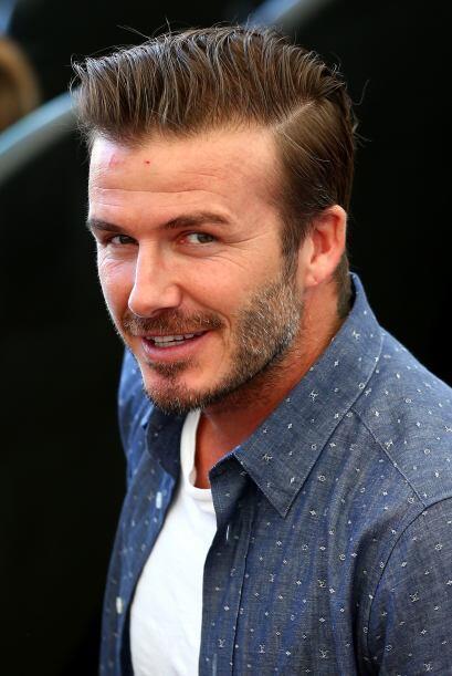 David Beckham llevó a los tres chicos a Brasil. Mira aquí...