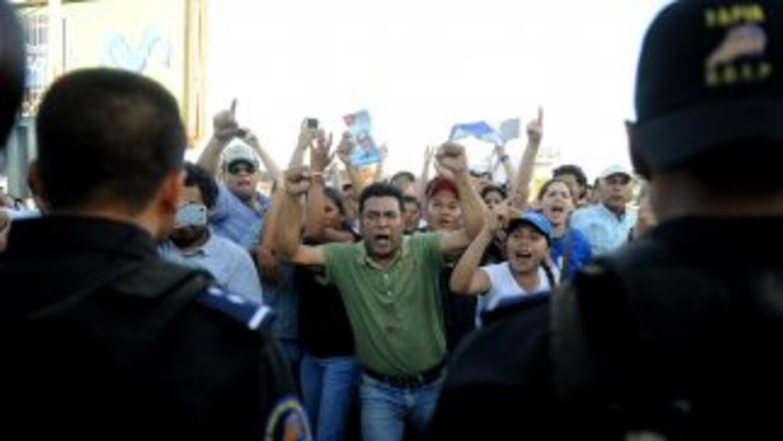 La protesta se realizará frente al edificio de la Asamblea Nacional, al...
