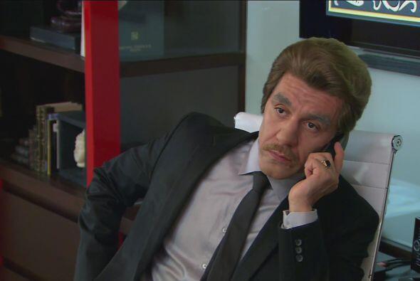 Después habló el Jefe y le dijo que aunque no podía...