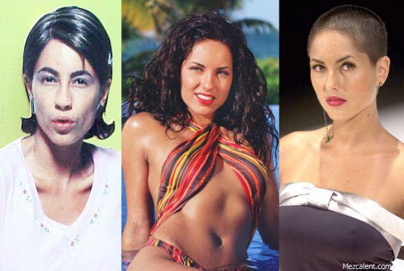 Bárbara Mori es una de las actrices de telenovelas más guapas, pero no t...