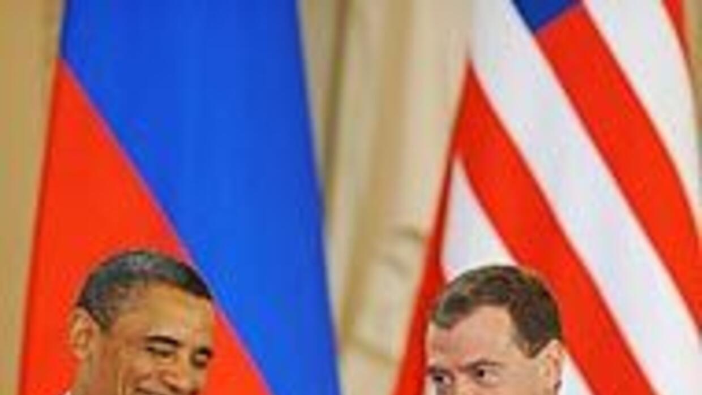 Estados Unidos y Rusia firmaron un nuevo acuerdo sobre armas nucleares 7...