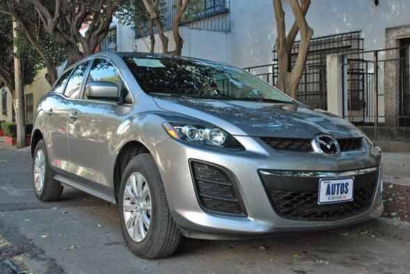 Generalmente los autos Mazda son excelentes productos, y la CX-7 no es l...