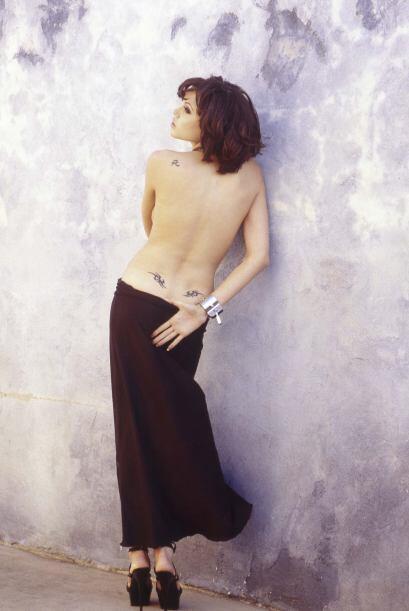 En una alfombra roja proclamó haber tenido relaciones con su marido Bill...