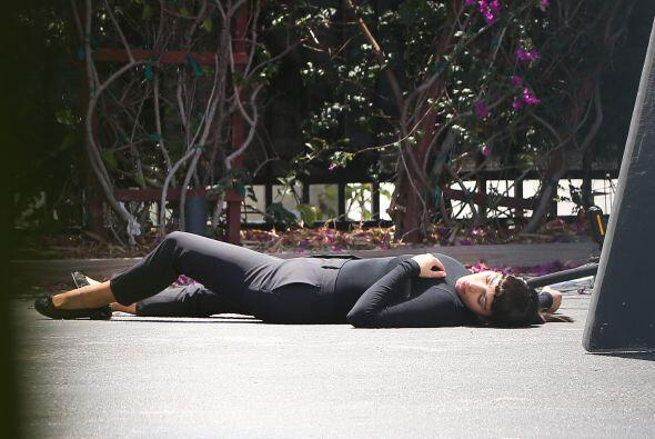 Terminó muerta después de la larga sesión. Más videos de Chismes aquí.