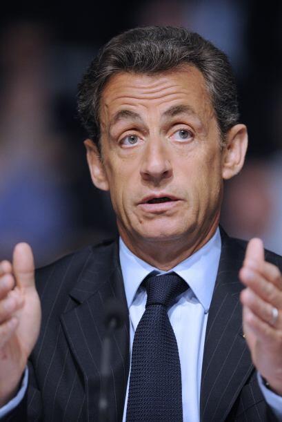 La personalidad y carácter del presidente de Francia, Nicolás Sarkozy le...