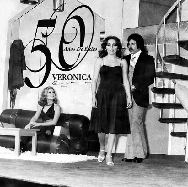 Verónica Castro, 50 años de éxito