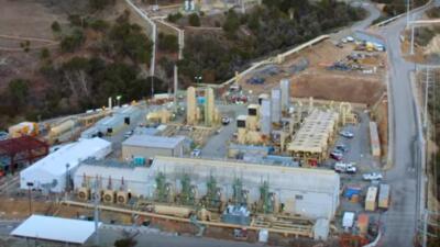 Instalación de gas de Aliso Canyon, origen de la fuga cerca de Porter Ranch