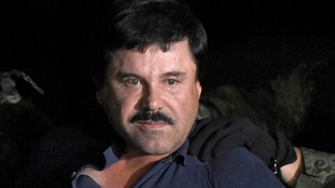 El narcotraficante mexicano está cada vez más cerca de su...