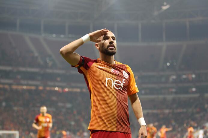 El Galatasaray es rival acérrimo del Besiktas pero eso es lo de menos.