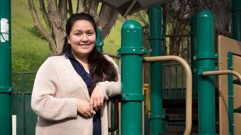 """Stephanie Estrada: """"Todos mis maestros me decían que un d&ia..."""