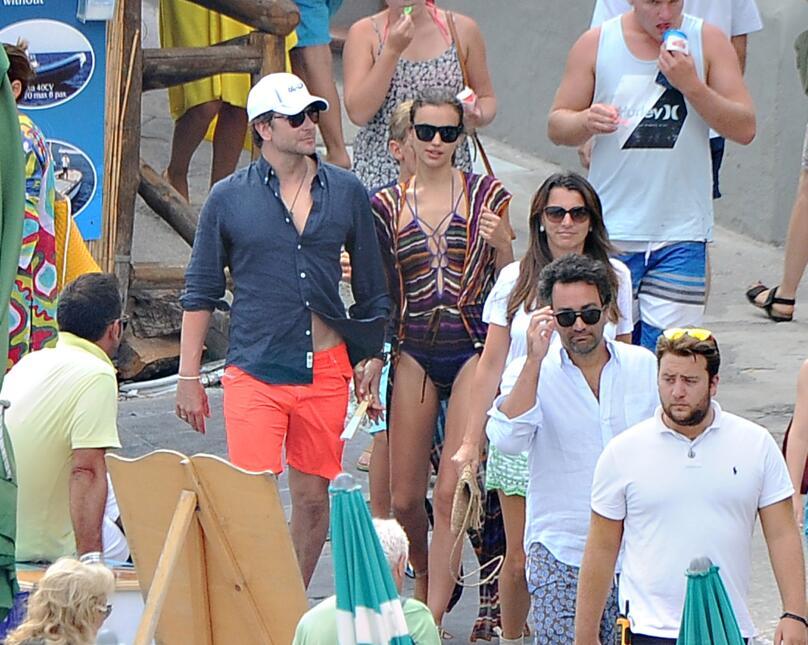 Mira a los famosos de vacaciones.