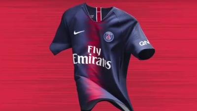 Grandes del fútbol europeo presentaron su nueva indumentaria para la próxima temporada