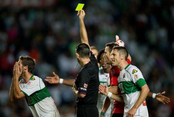 Pero el árbitro del juego se hizo protagonista al marcar un penalti inex...