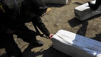 Cinco guerrilleros muertos y dos detenidos dejó inicialmente un ataque d...