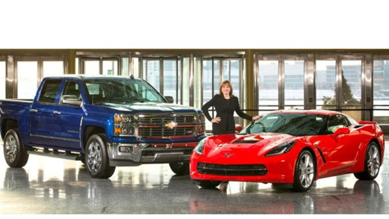 Chevrolet ganó por primera vez auto y camioneta del año al mismo tiempo.