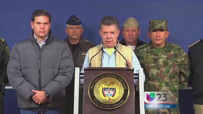 Colombia suspende diálogo de paz con las FARC