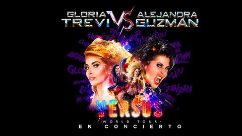 Gloria Trevi & Alejandra Guzman - Versus World Tour in Concert
