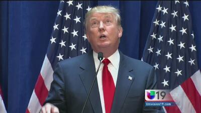 Donald Trump se destapa como pre candidato republicano y arremete contra...