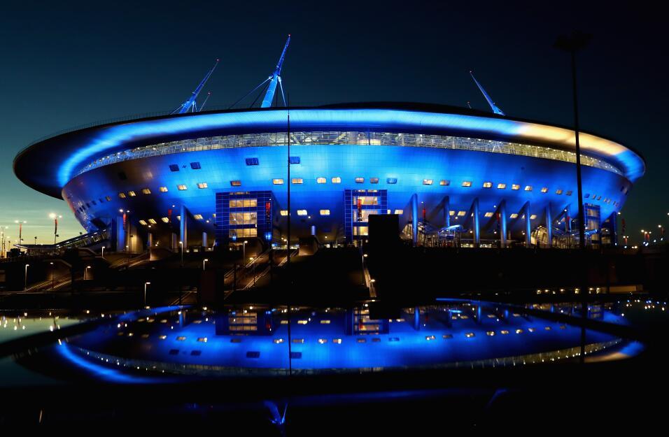 Fue la sede de la final de la Copa Confederaciones y ya está listo para...