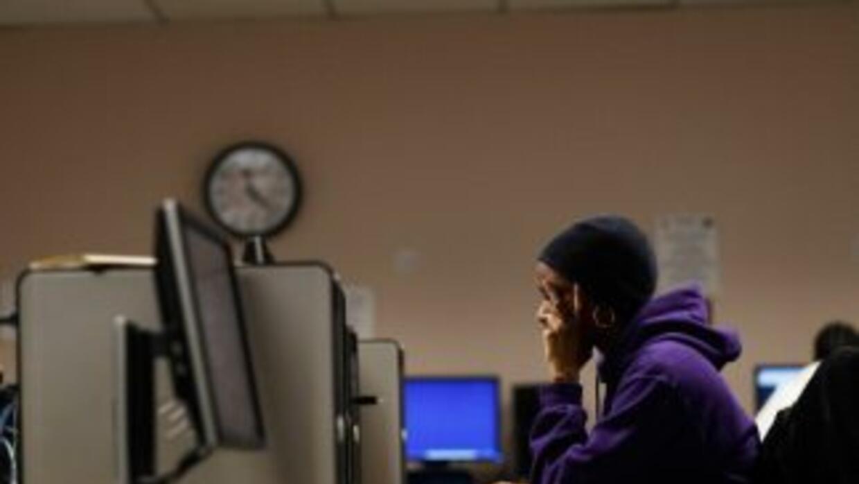 La tasa de desempleo en Estados Unidos se encuentra en su nivel más bajo...