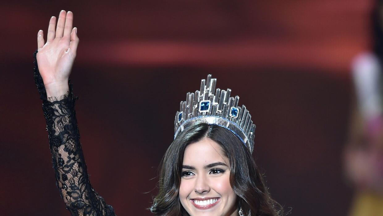 Paulina Vega Miss Universe 2014