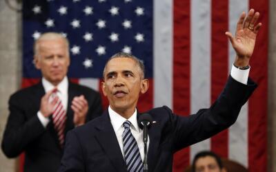 presidente barack Obama ofrece discurso al Congreso